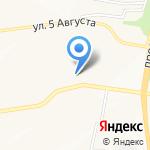 Отделение по оказанию платных медицинских услуг населению на карте Белгорода