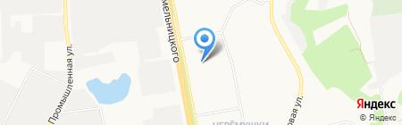 Детский сад №41 на карте Белгорода