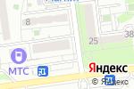 Схема проезда до компании Служба доставки товаров из ИКЕА в Белгороде