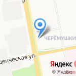 Белгородский институт развития образования на карте Белгорода
