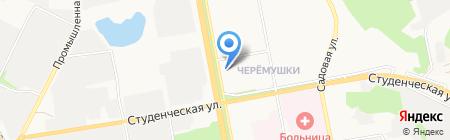 Поликлиника на карте Белгорода