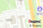 Схема проезда до компании Эксперт в Белгороде