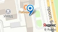 Компания Спец+ на карте