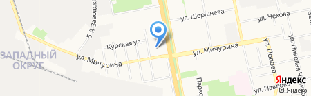 Производственно-торговая компания на карте Белгорода