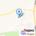 Искорка на карте Белгорода