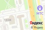 Схема проезда до компании Лабиринт в Белгороде