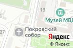 Схема проезда до компании ФИНАНС-ПРОФИ в Белгороде