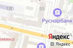 Схема проезда до компании Караван сладостей в Белгороде