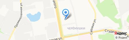 Татьяна на карте Белгорода