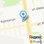 ВИС-Белогорье ИТ на карте Белгорода