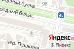 Схема проезда до компании О Кей в Белгороде