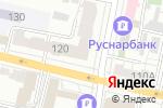 Схема проезда до компании Fashion в Белгороде