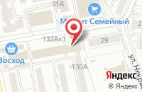 Схема проезда до компании НОВА в Белгороде
