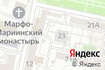 Схема проезда до компании БелЛифт в Белгороде