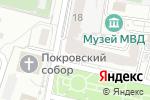 Схема проезда до компании Минбанк, ПАО в Белгороде