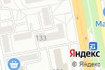 Схема проезда до компании Участковый пункт полиции №14 в Белгороде