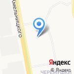 Детский сад №41 комбинированного вида на карте Белгорода