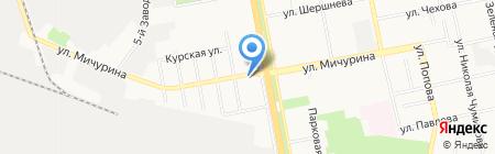 ЖилСервис на карте Белгорода