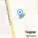 Магазин бытовой химии на карте Белгорода