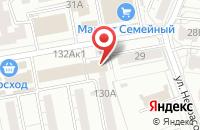 Схема проезда до компании Промэлектрон в Белгороде