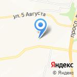 Принт Мастер на карте Белгорода