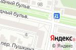 Схема проезда до компании 5-й сезон в Белгороде