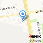 Архив на карте Белгорода
