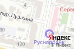 Схема проезда до компании ВЕЛЕС в Белгороде