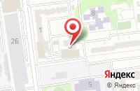 Схема проезда до компании ПРОдвижение в Белгороде