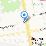 Лекомед на карте Белгорода