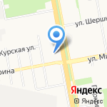 БелгородГипроПром на карте Белгорода