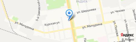 Door31 на карте Белгорода