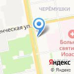 Надёжный дом на карте Белгорода