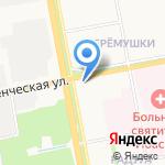 FixPrice на карте Белгорода