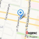 Алло на карте Белгорода