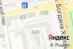 Схема проезда до компании Доброречье в Белгороде