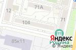 Схема проезда до компании Белгород Концерт в Белгороде
