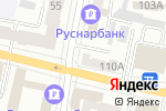 Схема проезда до компании Бел-Компьютерс в Белгороде