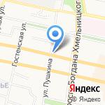 Tervolina на карте Белгорода