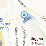 Курьер Сервис Белгород на карте Белгорода