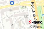 Схема проезда до компании Союз ветеранов в Белгороде