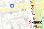 Схема проезда до компании Адвокатский кабинет Бочарова Б.В. в Белгороде