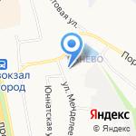 ГАРТ на карте Белгорода