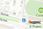 Схема проезда до компании Магазин спортивных наград в Белгороде