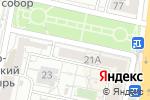 Схема проезда до компании Магазин окон и дверей в Белгороде