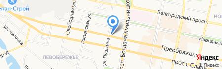 ТехноРесурс на карте Белгорода