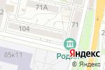 Схема проезда до компании Салон красоты Илоны Самойловой в Белгороде