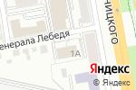 Схема проезда до компании Элтис в Белгороде