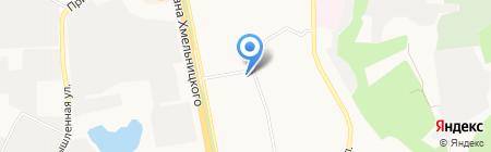Всероссийское общество инвалидов на карте Белгорода