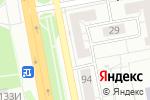Схема проезда до компании Глазная клиника Тамары Куниной в Белгороде